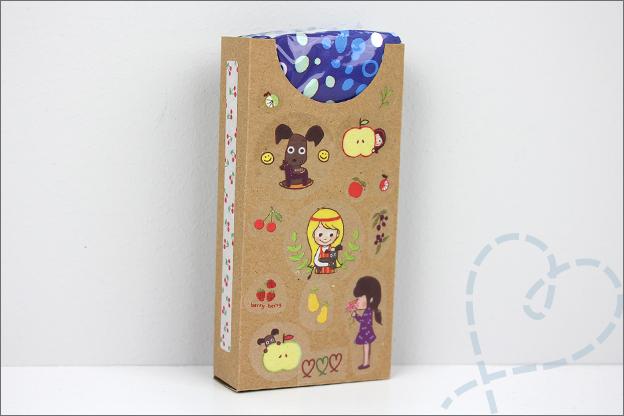 DIY Cadeaudoosje Beterschap Beterschapskaart stickers kinderen
