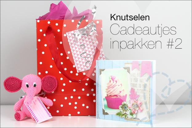 Zelf cadeautjes inpakken ideeen tips welke cadeau