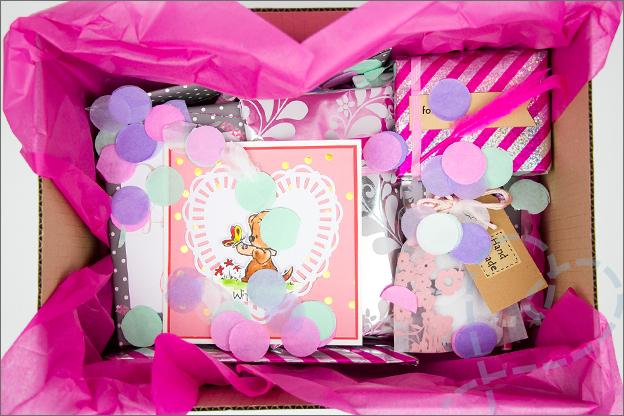 Echte post is cool editie 5 cadeau verstuurd doos
