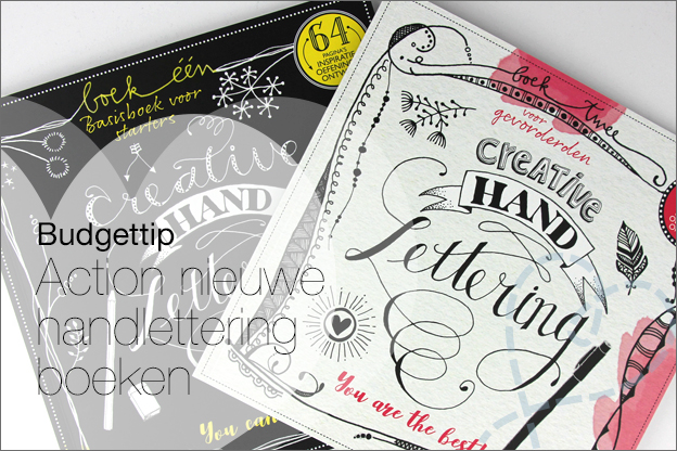 Action creative handlettering dutchbook