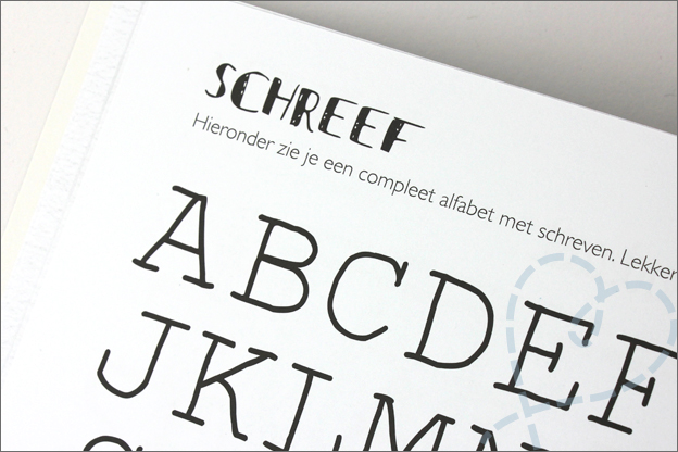 Budgettip Action Creative Handlettering Dutchbook Nobody Else