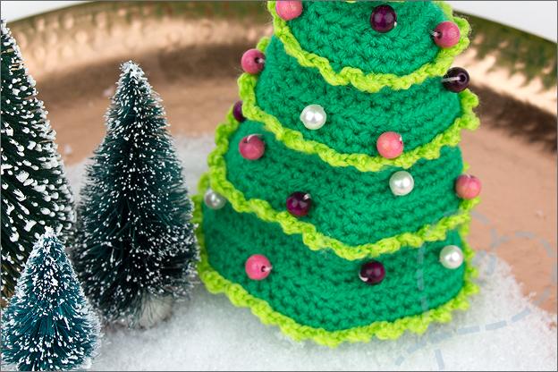 Haken kerst mini wereld detail kerstboom