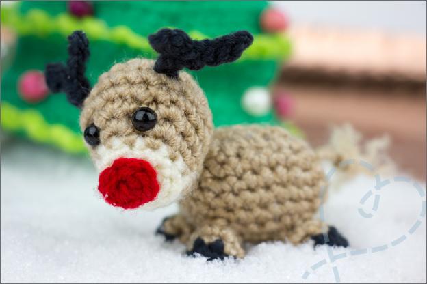 Haken Kerst Mini Wereld Gehaakt Nobody Else Nobody Else