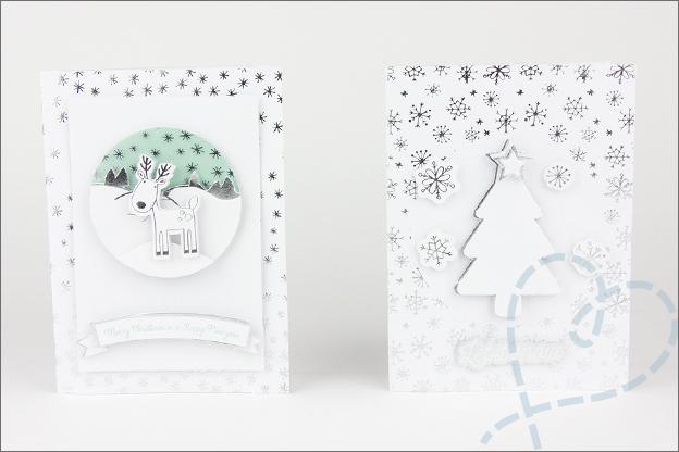 Review Action kerstkaarten maken 3D kaart