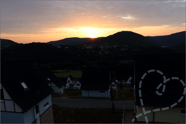 Landal Eifeler tor uitzicht huisje