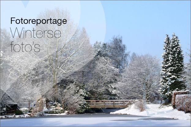 foto's van sneeuw