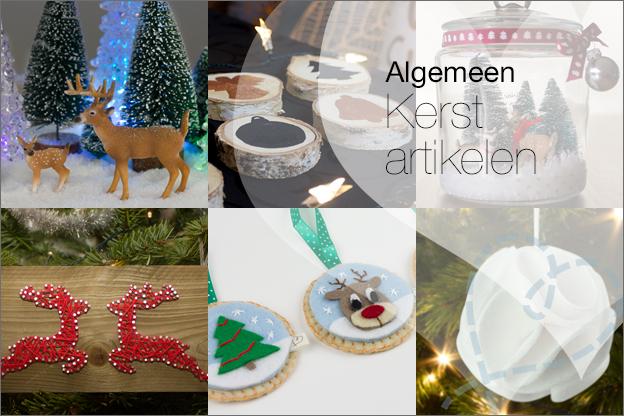 Overzicht kerst artikelen op blog