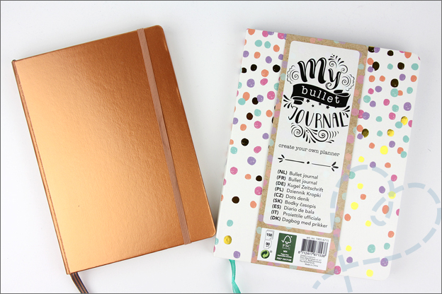 Action bullet journal covers