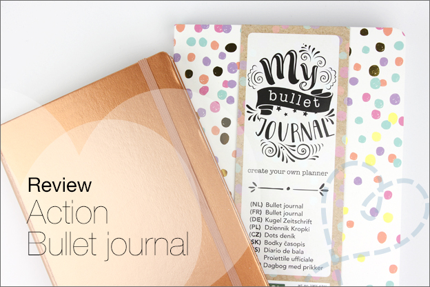 Action bullet journal review