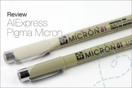 Review: AliExpress Pigma Micron, Yeah of bleh?