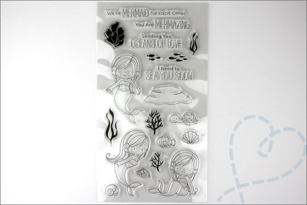 Aliexpress shoplog clear stamps kaarten Maken