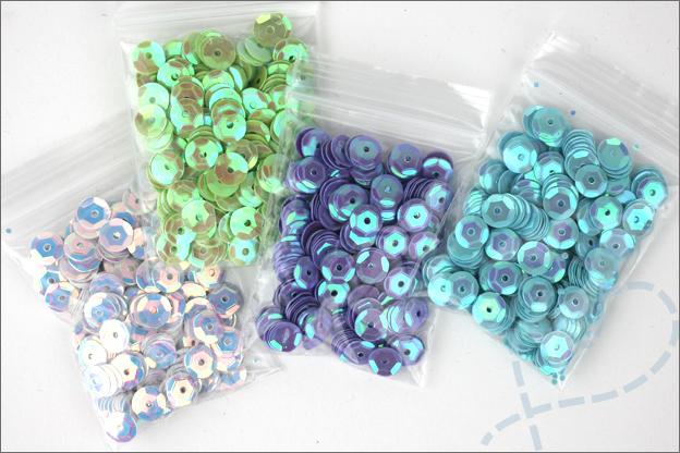 Aliexpress shoplog pailletjes kleuren