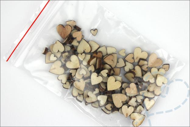houten hartjes Aliexpress shoplog jan2018