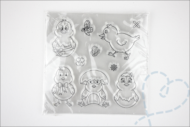 Shoplog AliExpress 2018 clear stamps Pasen