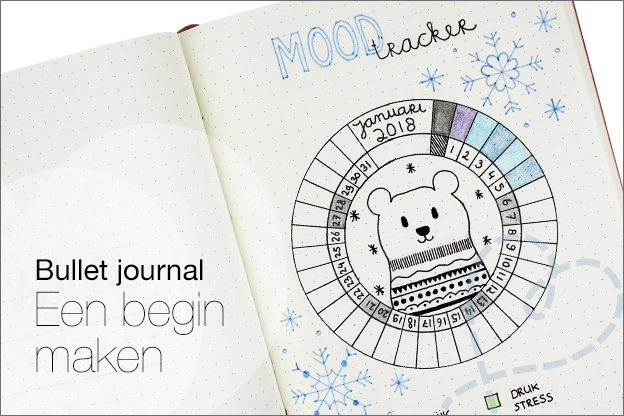Starten bullet journal begin Leuchtturm1917 inspiratie ideeen