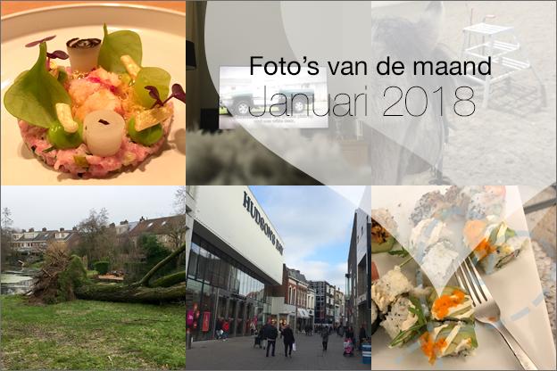 Foto's van de maand januari 2018