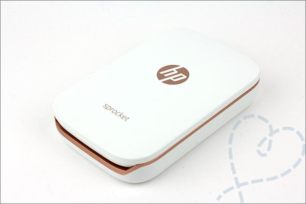 HP Sprocket review fotoprinter