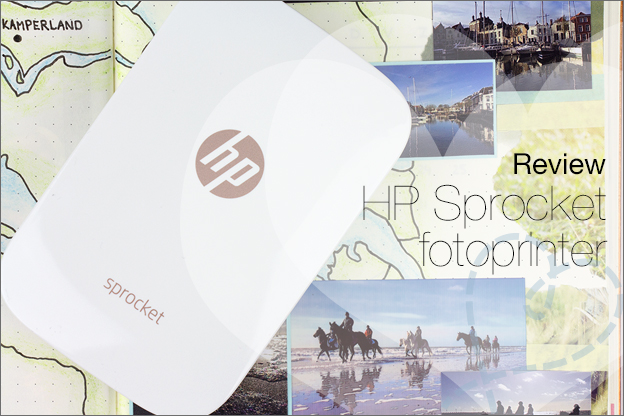 Review HP sprocket mini fotoprinter