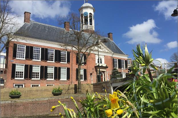 vakantie friesland dokkum gemeentehuis
