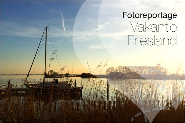 Vakantie friesland Akkrum hogenboom