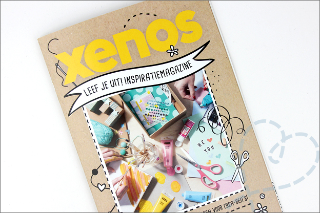Xenos DIY inspiratiemagazine gratis