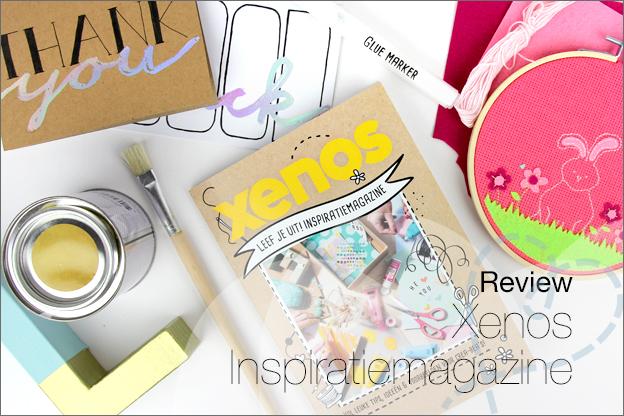 Xenos inspiratiemagazine DIY knutselspullen
