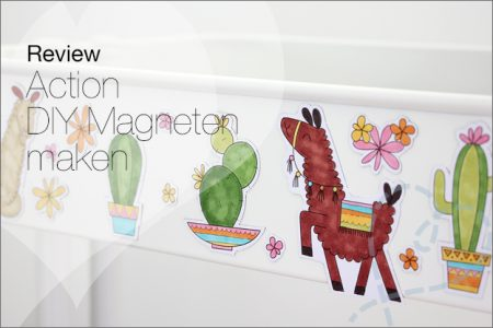 Review: Action DIY Magneet vellen