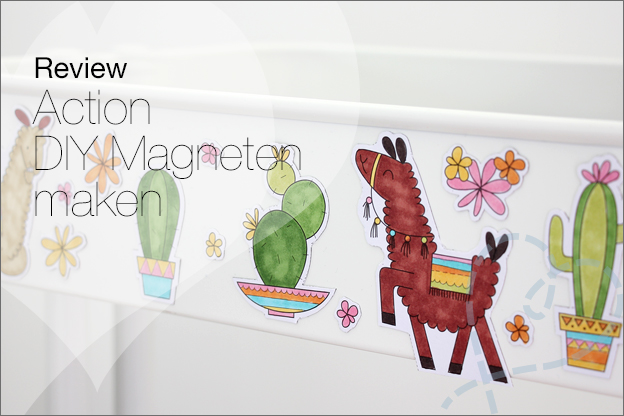 Review Action DIY magneten maken