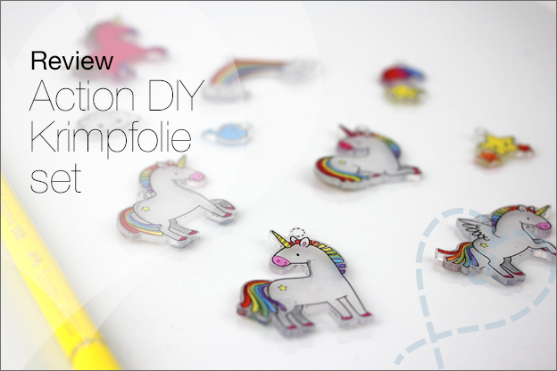 Review Action krimpfolie DIY krimpie dinkie