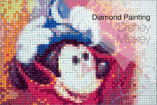 Diamond painting AliExpress disney mickey