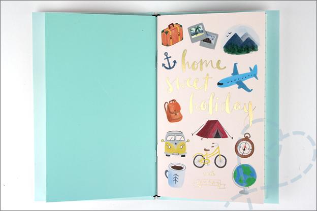 Kruidvat diana leeflang travel journal inhoud