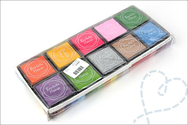 AliExpress shoplog knutselen clear stamps stempelkussen