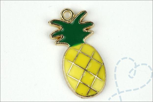 AliExpress sieraden maken bedel ananas