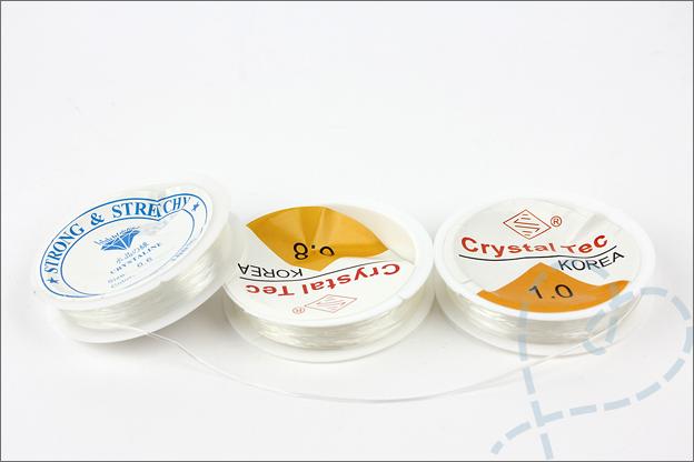 AliExpress sieraden maken elastiek doorzichtig