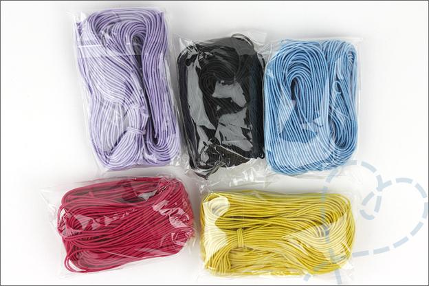 AliExpress sieraden maken diverse kleuren elastiek