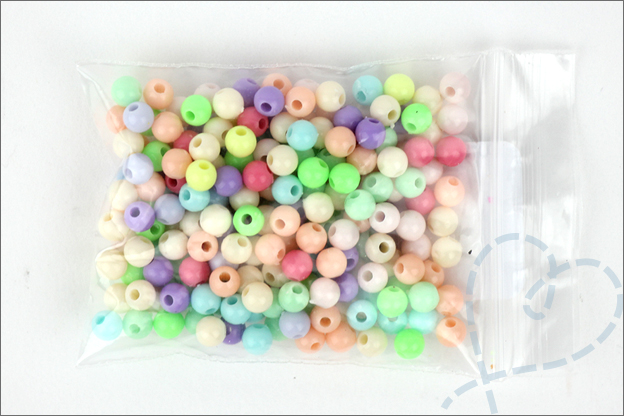 AliExpress sieraden maken plastic kralen
