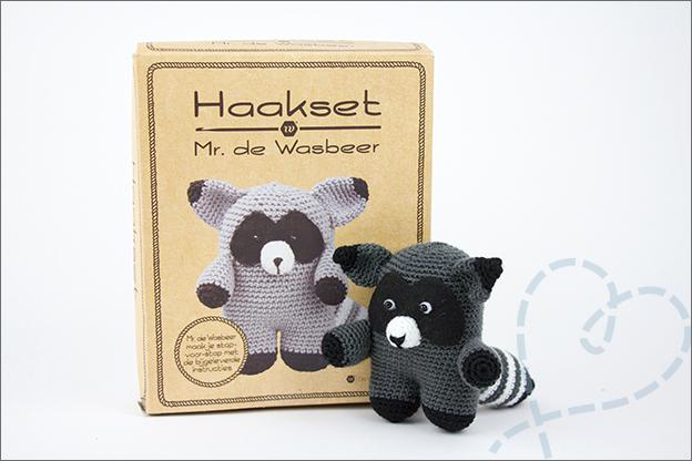 Haakpakket review SoLow mr wasbeer verpakking