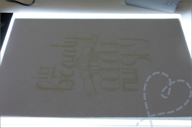 Action LED licht tekenbord kwaliteit