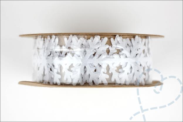 AliExpress goedkoop kerstmis shoplog lint sneeuwvlokjes