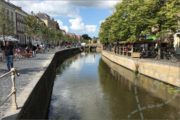 Vakantie Friesland Leeuwarden