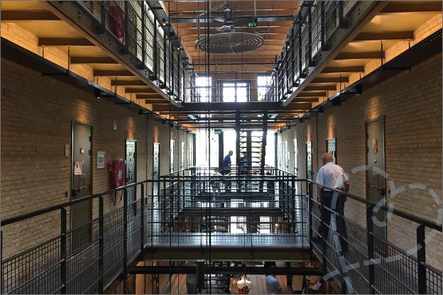 Vakantie Friesland Leeuwarden Blokhuispoort gevangenis Rondleiding