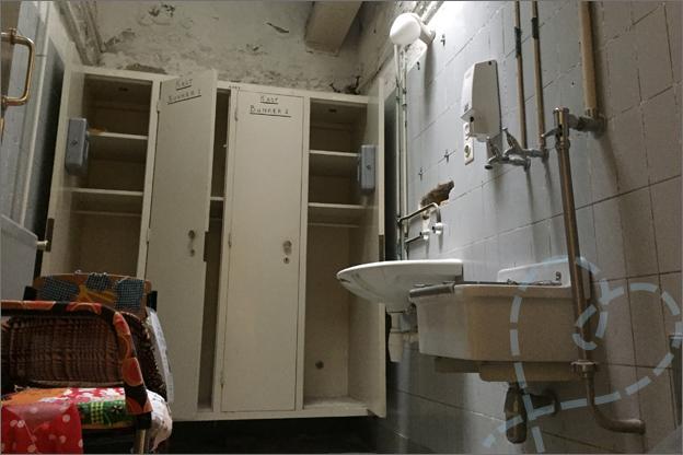 Vakantie Friesland Leeuwarden Blokhuispoort gevangenis binnenkant