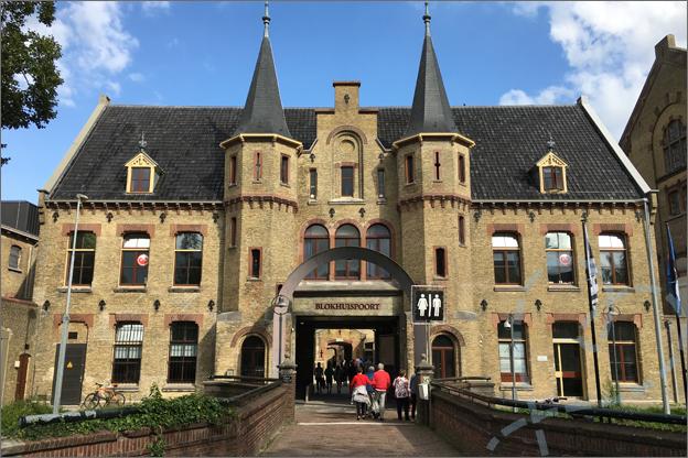 Vakantie Friesland Leeuwarden Blokhuispoort gevangenis