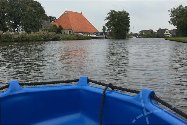 Vakantie Friesland Bootje varen