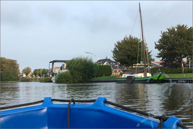 Vakantie Friesland Bootje varen Akkrum