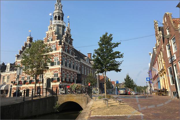 Vakantie Friesland Franeker