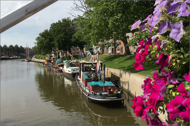 Vakantie Friesland Dokkum Haven
