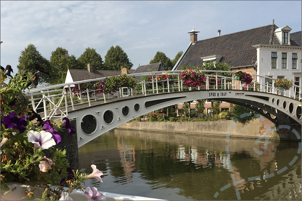 Vakantie Friesland Dokkum