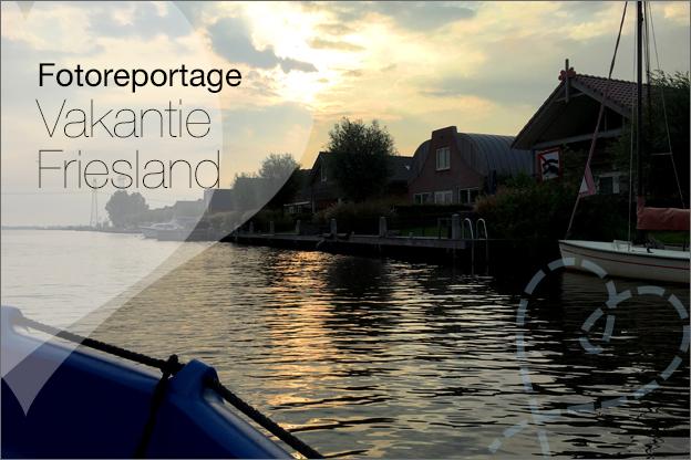 Vaknatie Friesland Tusken de Marren Hogeboom Roompot