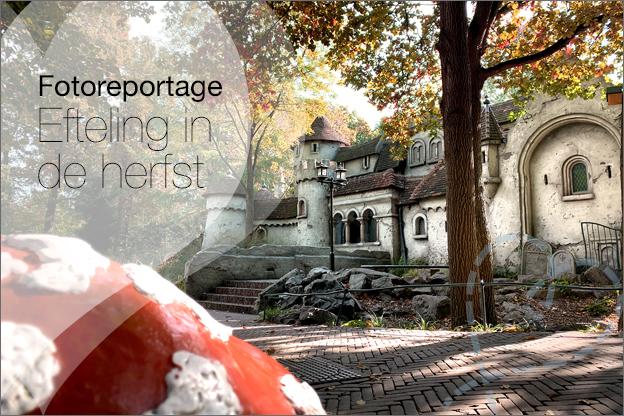 Efteling herfst foto sprookjesbos laaf